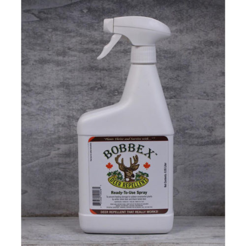 Bobbex Deer Repellent Ready To Use Spray